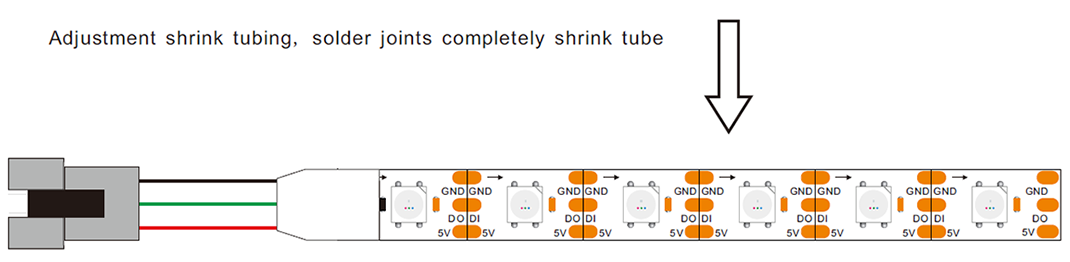 Diagram on Wiring Led Strip Lights