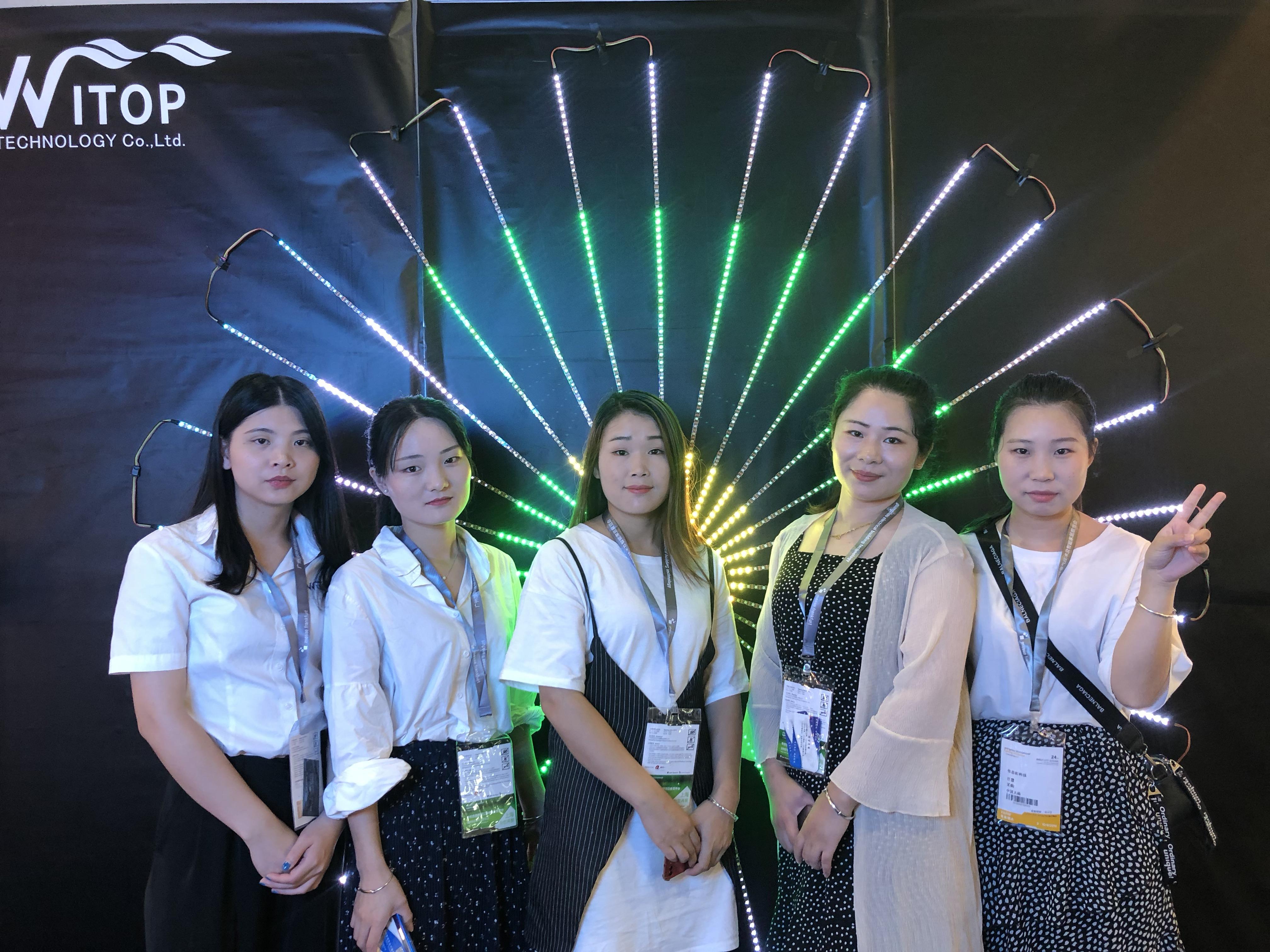 Witop Guangzhou International Lighting Exhibition