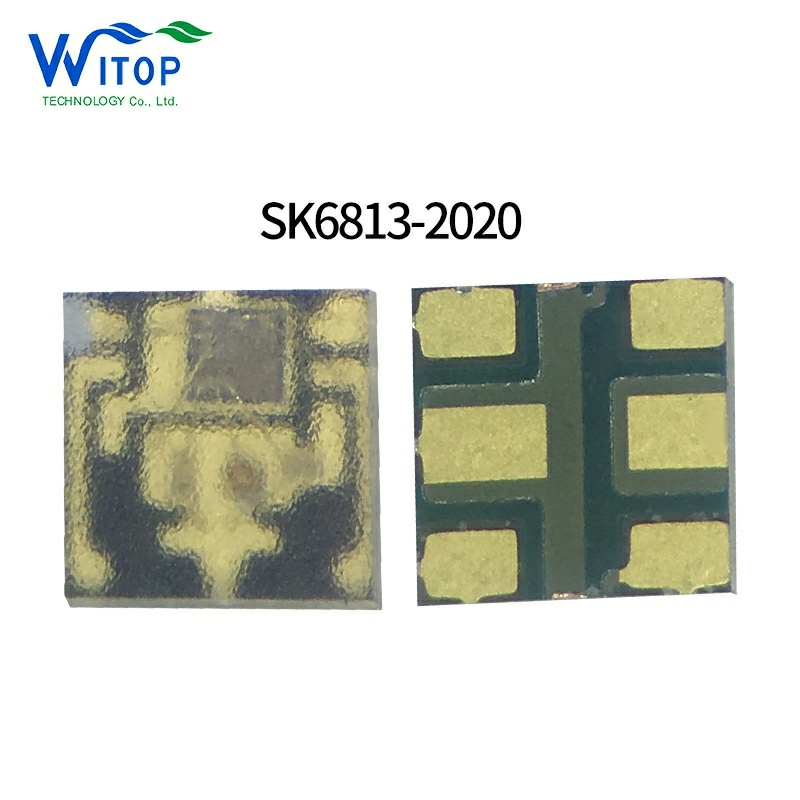 New Product Ultra Small Size Smd2020 Rgb Led Chip Ic